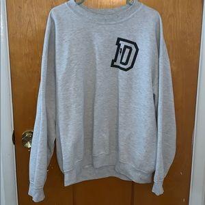 Vintage Sweatshirt Darkly Apparel